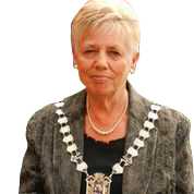 The Town Mayor - Carol Heycocks